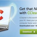 CCleaner-デスクトップでおなじみのお掃除ソフトはタブレットの強い味方!