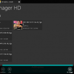 File Manager HD - Windowsストア アプリレビュー