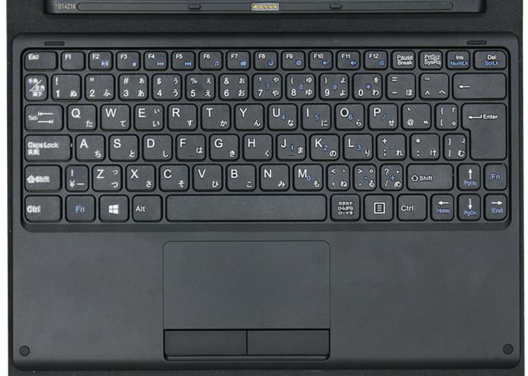 付属のキーボード