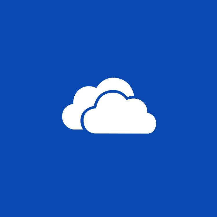 OneDriveのロゴ