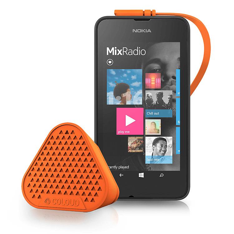 Nokia Lumia 530 スピーカー