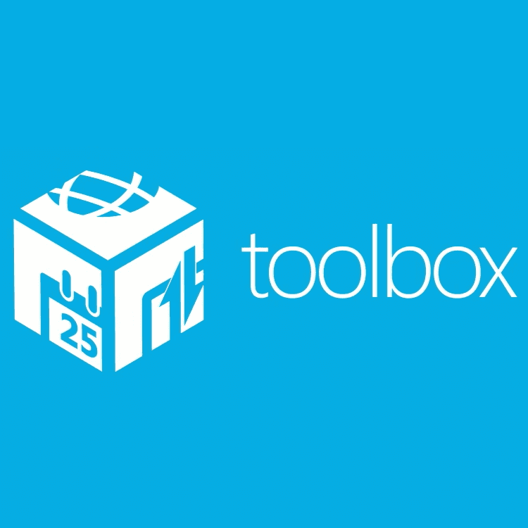Toolbox for Windows8 ロゴ