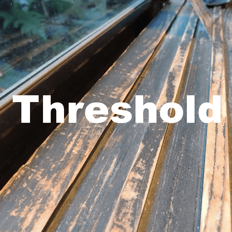 Threshold=敷居