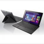 マウスコンピューター m-Tab iCE1000WN-BG - またまた新顔!10インチWindowsタブレット
