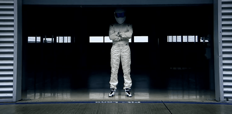 Top GearのStig