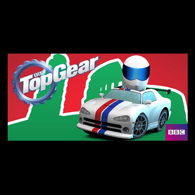 Top Gear タイトルロゴ