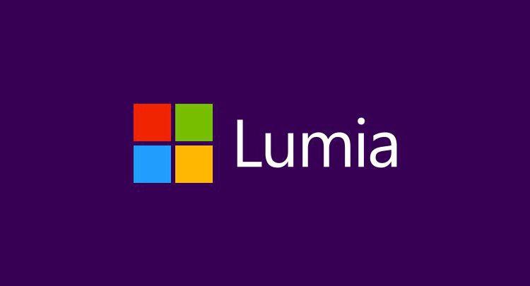 Lumia 新ロゴ予想図