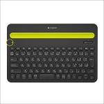 LOGICOOL Bluetooth マルチデバイス キーボード k480 -複数デバイスを同時に使えるワザありキーボード