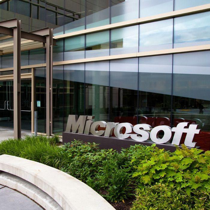 Microsoftビル