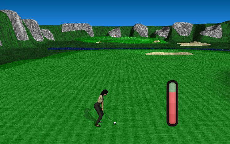 Par 72 Golf スイング