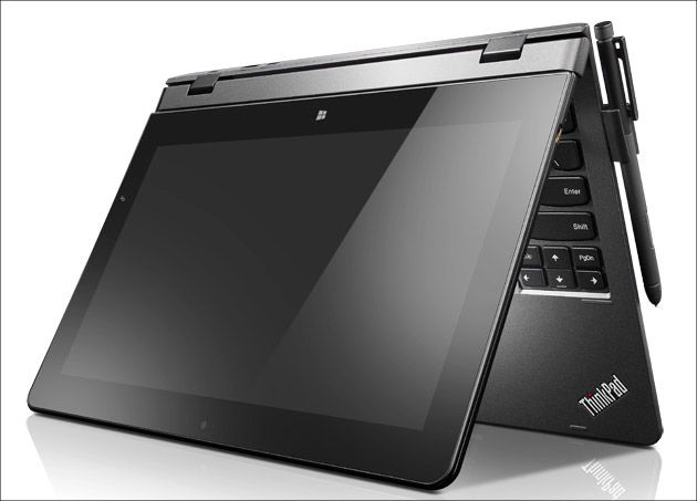 ThinkPad Helix 変形自在