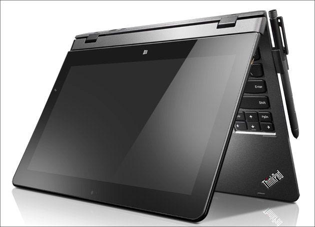ThinkPad Helix 変形自在