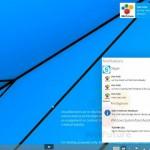 今度はWindows9の通知センターの操作画面の動画が流出 - 海外メディアから