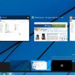Windows9のVirtual Desktop操作画面の動画も流出! - 海外メディアから