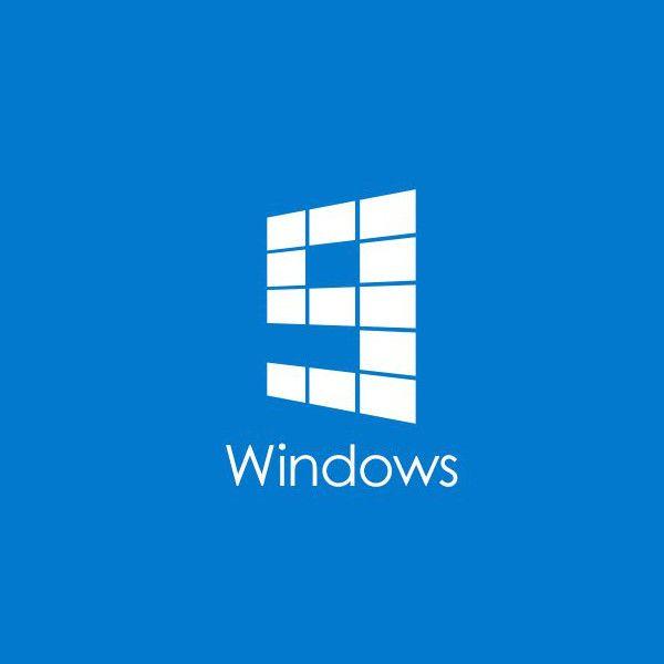 Windows9のロゴ?