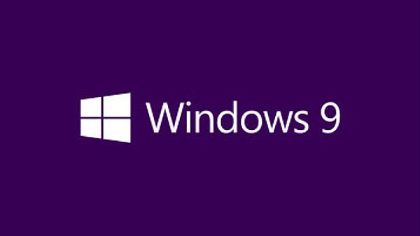 Windows9のロゴイメージ