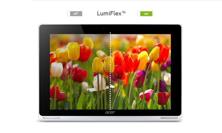 acer Aspire Switch 10 LumiFlex