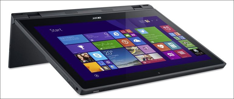 acer Aspire Switch 12 その4