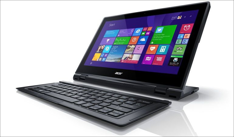acer Aspire Switch 10 その2