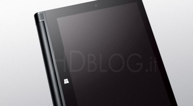 Lenovo YOGA TABLET Windows版1