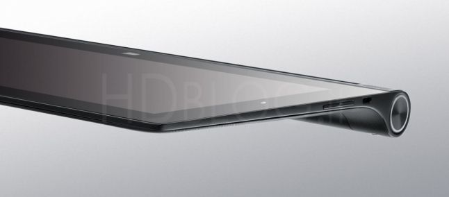 Lenovo YOGA TABLET Windows版2