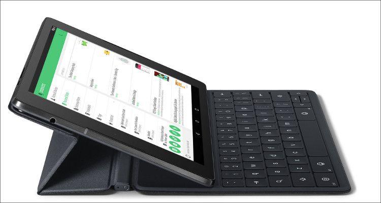 Nexus9 キーボード