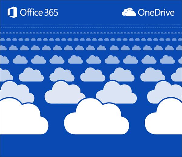 OneDrive容量無制限イメージ