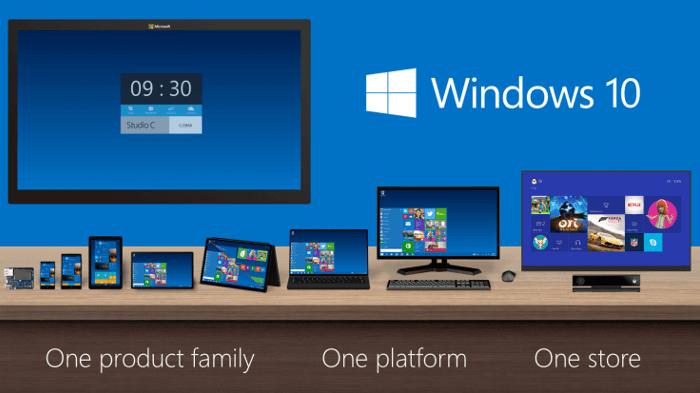 Windows10 発表イベント
