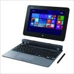富士通 ARROWS Tab QH55/S 10インチのWindowsタブレットも出た!2 in 1なみにすばらしいキーボードつき