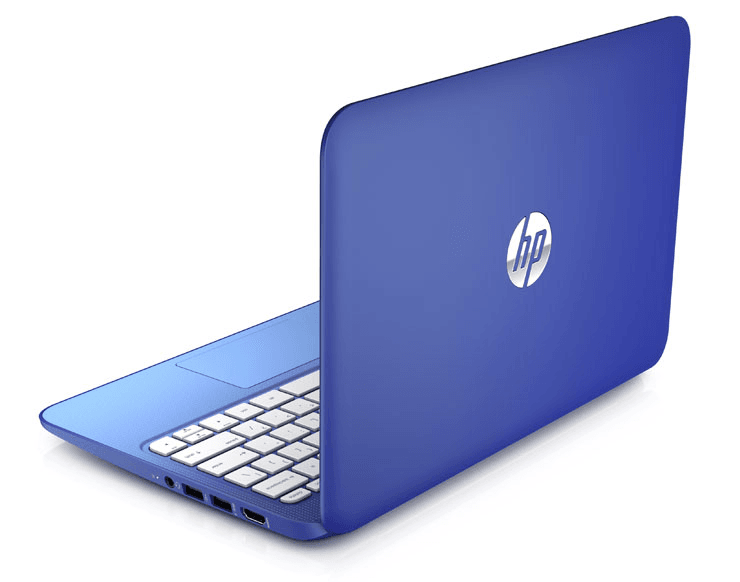 HP Stream Notebook ブルー