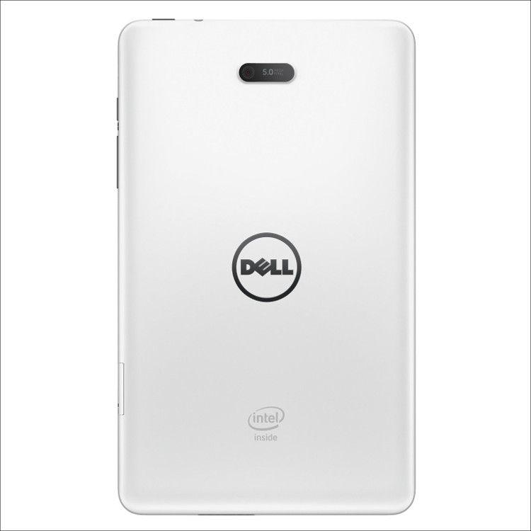 Dell Vanue 8 Pro 背面