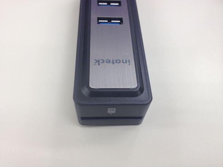 inateck USBハブ SDリーダー