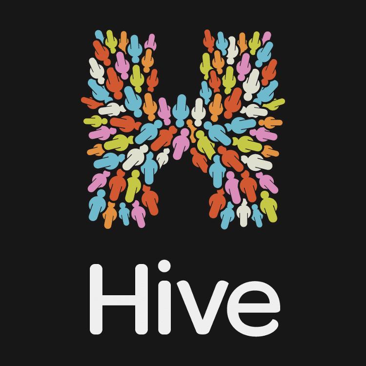Hiveのロゴ