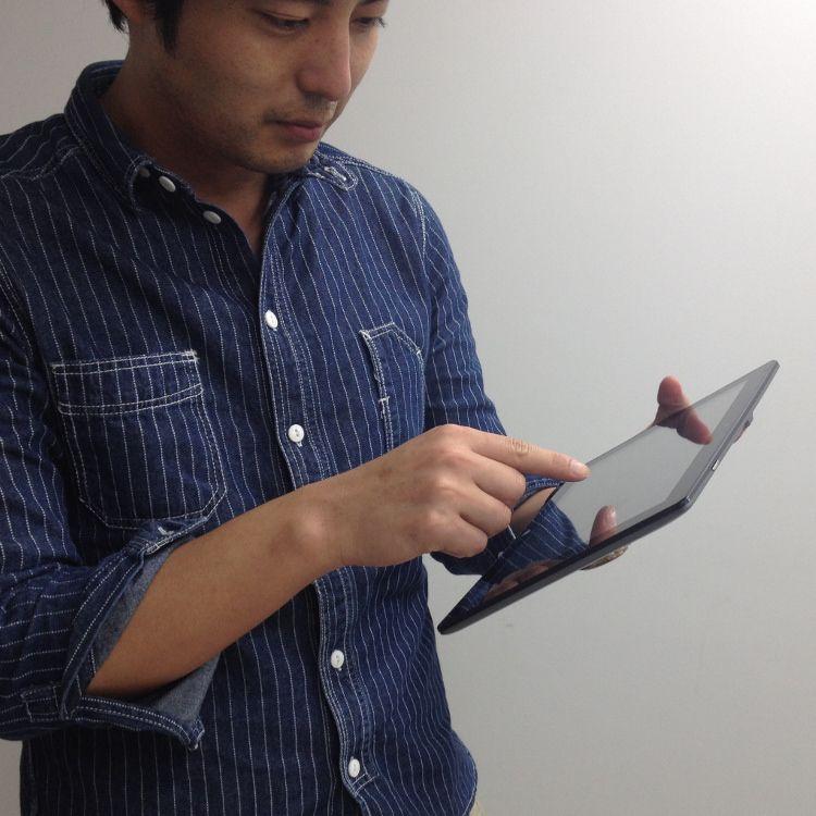 マウス 10インチタブレット m-Tabを使う