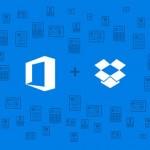 MicrosoftとDropboxが提携 - Officeがさらに使いやすくなるよ!
