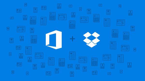 MicrosoftとDropboxが提携
