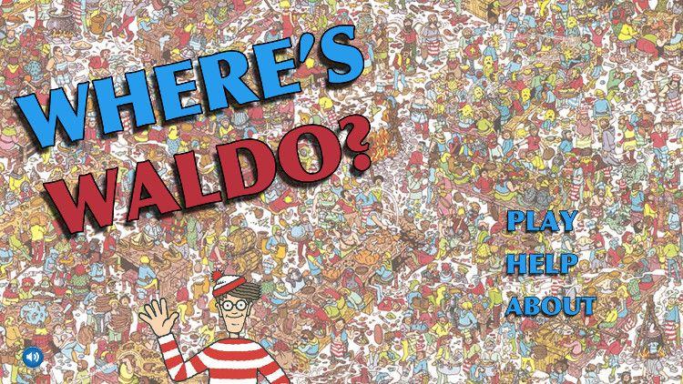 Where's Waldo? タイトル
