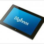 ドスパラ Diginnos DG-D09IW - 8.9インチのWindowsタブレットってなかったよね