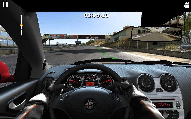 GTレーシング2 ドライバービュー
