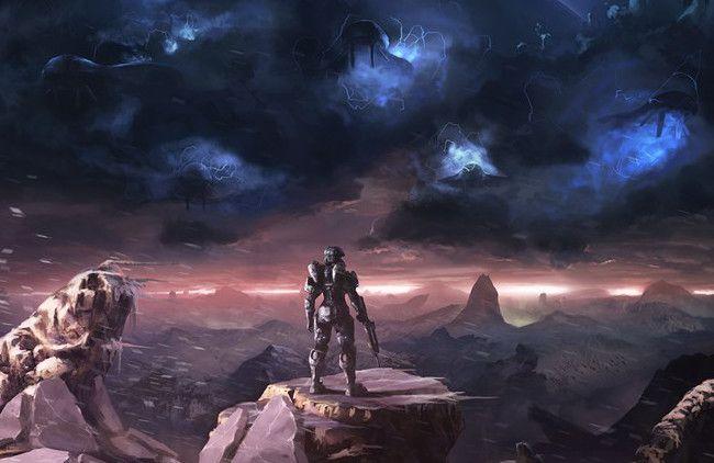 Spartanのイメージ(Haloより)