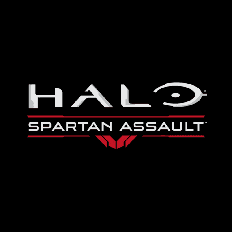 Halo: Spartan Assault ロゴ