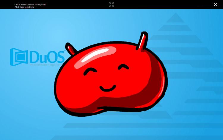 DuOSのバージョンはJerry Bean