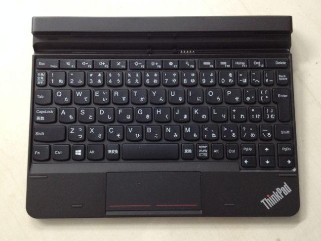 ThinkPad 10 ウルトラブックキーボード