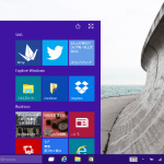 Windows 10 Technical Previewをタブレットで使ってみた(レビュー)