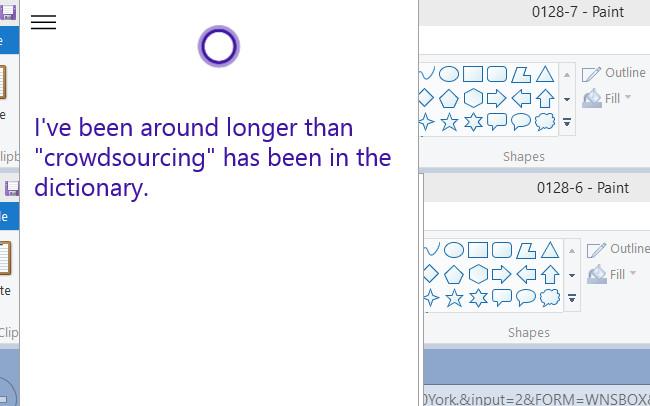 Cortana 質疑応答3