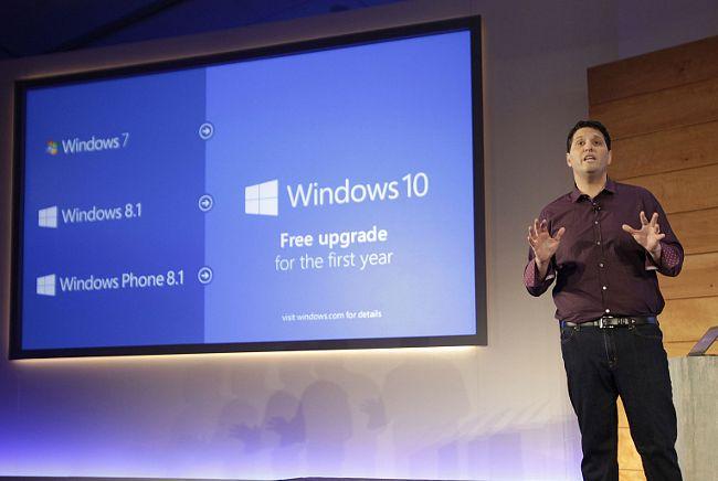 Windows 10へのアップブレードは無償で!