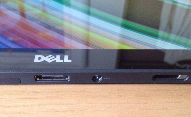 DELL Latitude 13 7000 タブレット側コネクタ