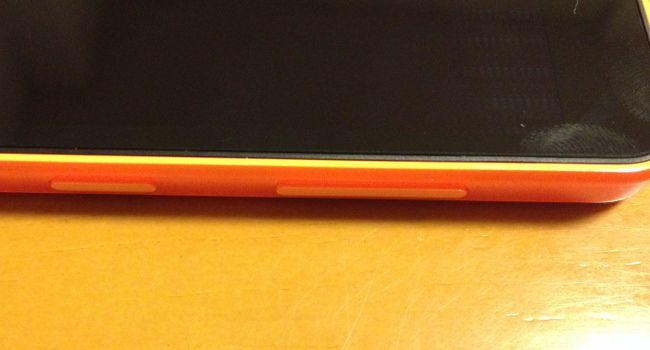 Lumia 636 スイッチ