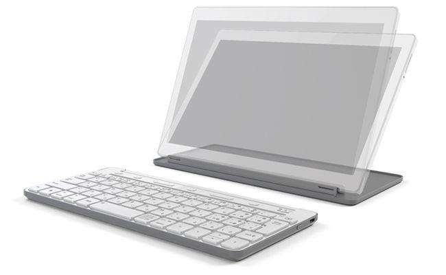 Microsoft Universal Mobile Keyboard タブレットスタンド