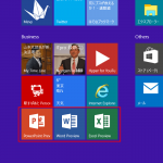 Windowsタブレットでタッチ版Office(Office for Windows 10) Previewを試してみた